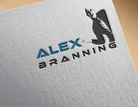 nº 12 pour Design a Logo for Alex Branning par pixartbd