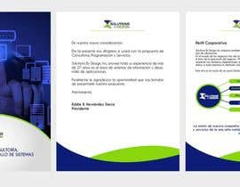 nº 6 pour Identidad Corporativa / Corporate Identity for Proposal Document par creativos247