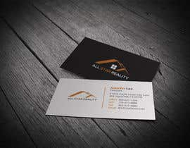 nº 25 pour Business Card Design for Real Estate Office par sabiqunnahar03