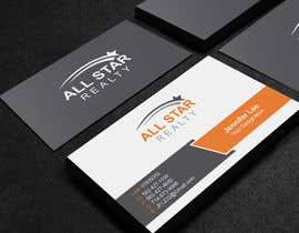 nº 91 pour Business Card Design for Real Estate Office par mamun313