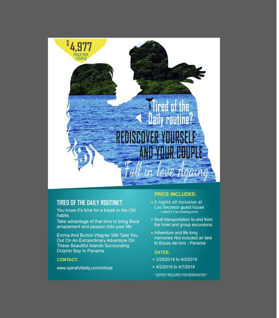 Proposition n°47 du concours design a Flyer bliss