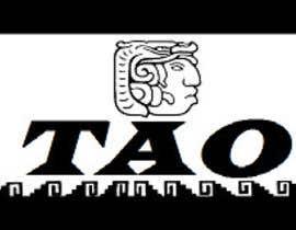 nº 13 pour Diseñar un logotipo TAO par ElkeBodier