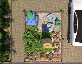 nº 7 pour Design a small landscape design for my front yard par CREARCHITECTS