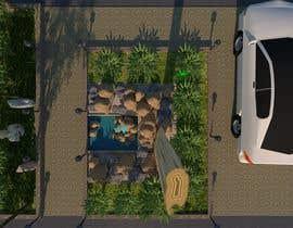 nº 10 pour Design a small landscape design for my front yard par CREARCHITECTS