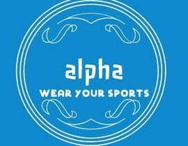nº 35 pour Alpha clothing line par jayel5k