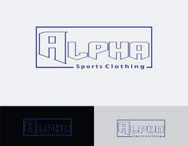 nº 28 pour Alpha clothing line par nuralamad