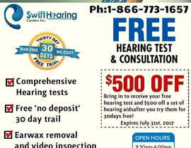 nº 4 pour Annual hearing test postcard (for marketing) par cnsoftinfo