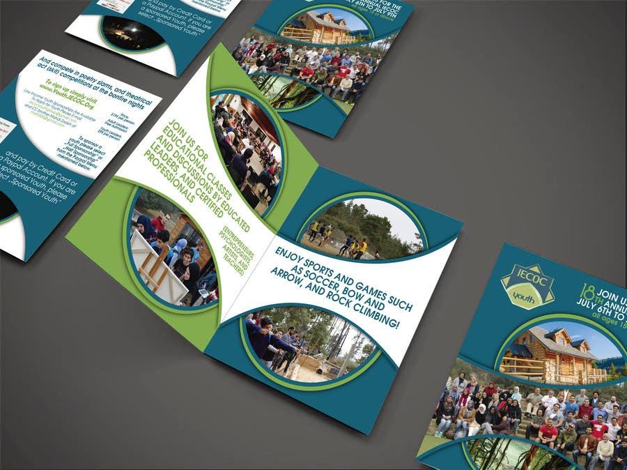 Proposition n°84 du concours Bi-folding Flyer Design