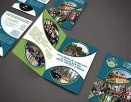 nº 84 pour Bi-folding Flyer Design par leiidiipabon24