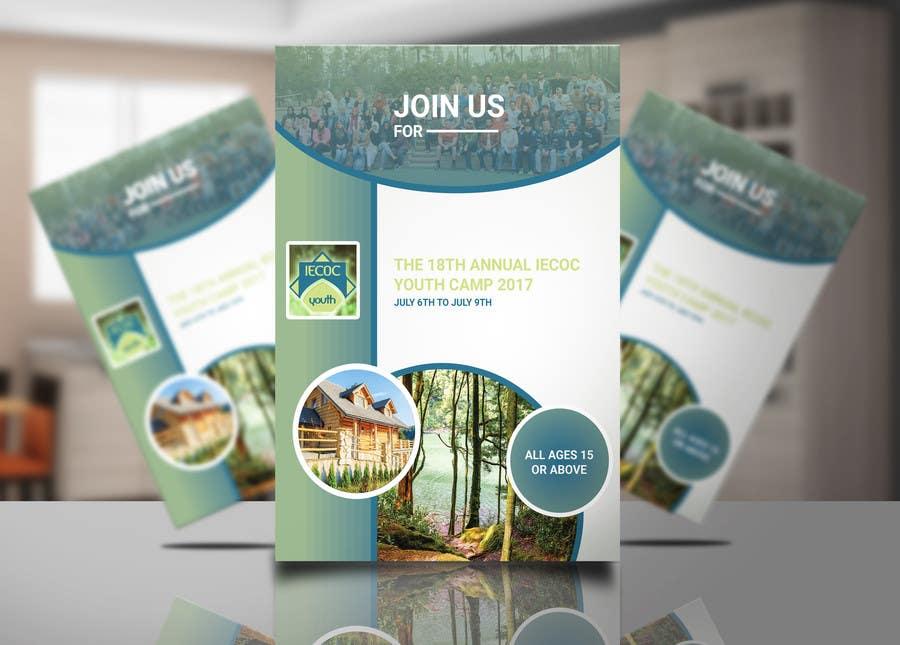 Proposition n°91 du concours Bi-folding Flyer Design