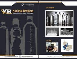 nº 3 pour Design a Brochure for Plastic Container Manufacturer par creativeedge21
