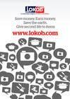 Graphic Design Konkurrenceindlæg #6 for Advertisement Design (Flyer/A4) for a New Start-up (Lokob.com)