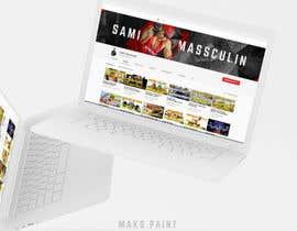 nº 2 pour I need a YouTube + Facebook Cover Image par makspaint