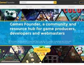nº 44 pour Indie Game Developer Banner par Biayi81