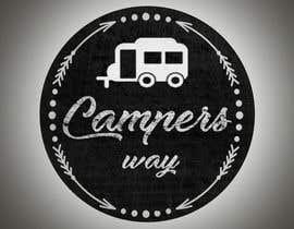 nº 26 pour Design A Camping Logo par zidifiras