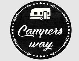 nº 44 pour Design A Camping Logo par zidifiras