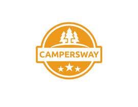 nº 16 pour Design A Camping Logo par RiyadHossain137