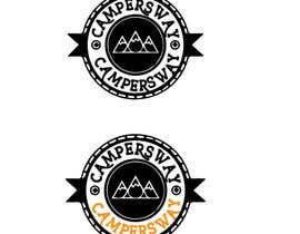 nº 49 pour Design A Camping Logo par shanto38