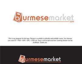 nº 63 pour Logo Needed for burmesemarket par bpsodorov