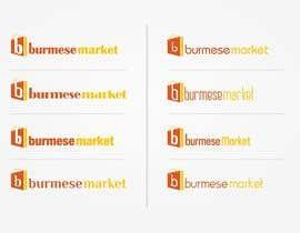 nº 54 pour Logo Needed for burmesemarket par hakanlif