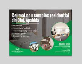 nº 52 pour Simple display banner tension fabric design for a real estate development par rizoanulislam