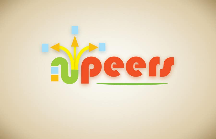#379 for Logo Design for 'npeers' is a cloud messaging service similar to e.g. pusher dot com. by rsbhat