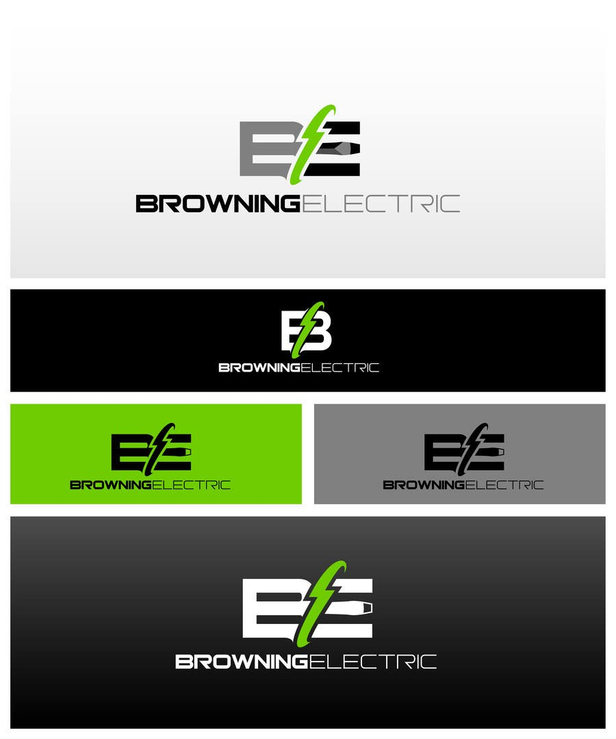 Logo Design Contest Entry #60 for Logo Design for Browning Electric Company Inc.