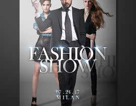 nº 73 pour Design a Flyer for a Fashion Show par elgu