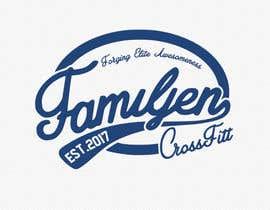 nº 31 pour Logo design Crossfit Gym par ratax73