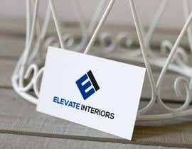 nº 473 pour LOGO DESIGN - Elevate Interiors par silverlogo