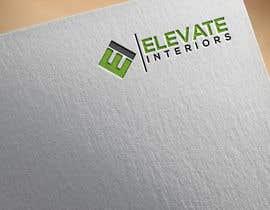 nº 475 pour LOGO DESIGN - Elevate Interiors par silverlogo
