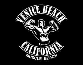 nº 14 pour Create Artwork: Venice Muscle Beach par nasta199630