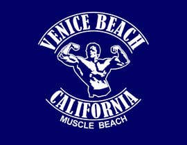 nº 22 pour Create Artwork: Venice Muscle Beach par nasta199630