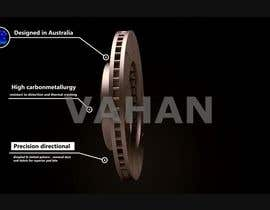 nº 9 pour Promo Video for our  Zarpar High Carbon Performance Rotors par vahan9