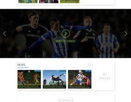 nº 10 pour Design a Website Mockup par pixelmarketo