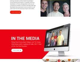 nº 8 pour Design a Website Mockup par saidesigner87