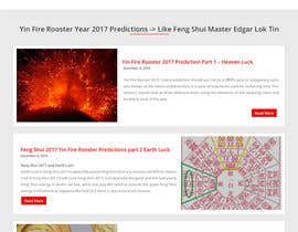 nº 30 pour Design a Website Mockup par satishandsurabhi