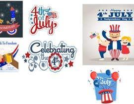 nº 21 pour 4th of July Emoji Design contest! - 10 Emoji submittal par engahmadshrif