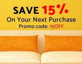 nº 16 pour 15% Off Next Purchase Banner par rahimakhatun752