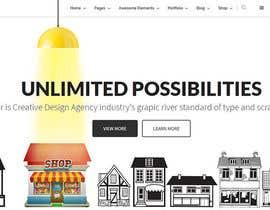 nº 3 pour Design for a website header par debeljic