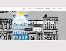 #4 for Design for a website header by ramjanali892