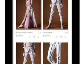 nº 6 pour Design Homepage Mobile Template of Current Responsive Site par RainbowVivid