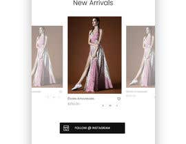 nº 9 pour Design Homepage Mobile Template of Current Responsive Site par pixelmarketo