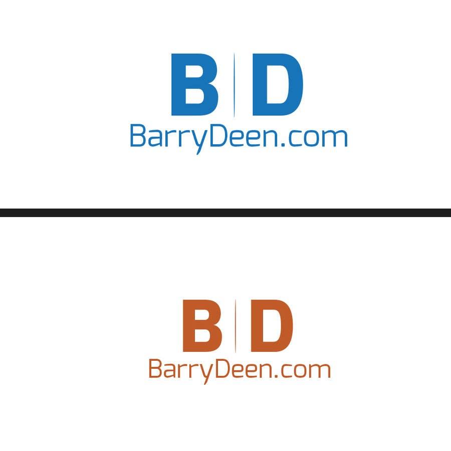 Proposition n°71 du concours Design a Logo for BarryDeen.com
