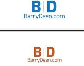 nº 71 pour Design a Logo for BarryDeen.com par mahadybabu