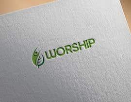 nº 171 pour iWorship Logo Design par exploredesign786