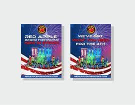 nº 26 pour Fireworks Sales Banners par violasziky