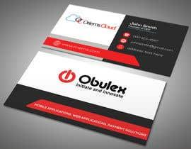 nº 144 pour Design some Business Cards & Optional Logo par hriday10