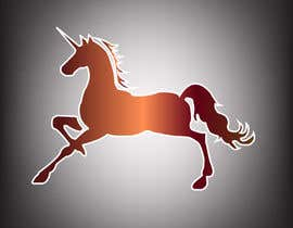 nº 9 pour Design me a vector unicorn par hafizrafiuddin