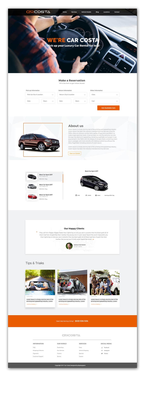 Inscrição nº                                         14                                      do Concurso para                                         Design a Website Mockup